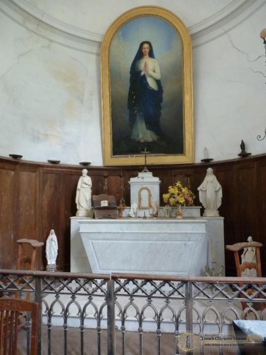 Main House : Chapel