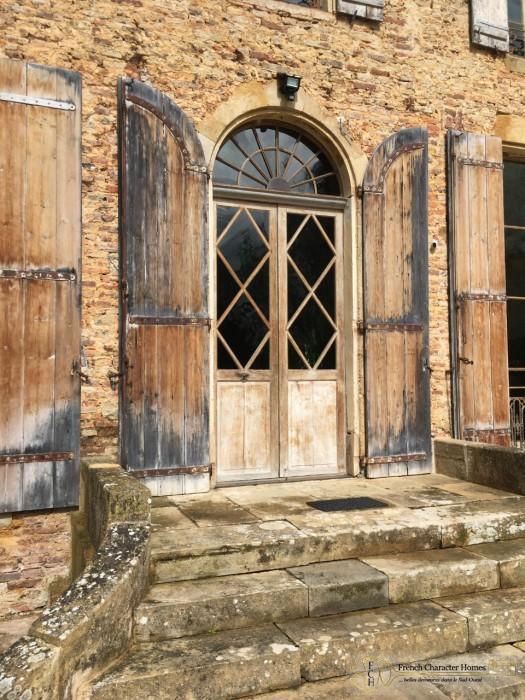 The Terrace Doors