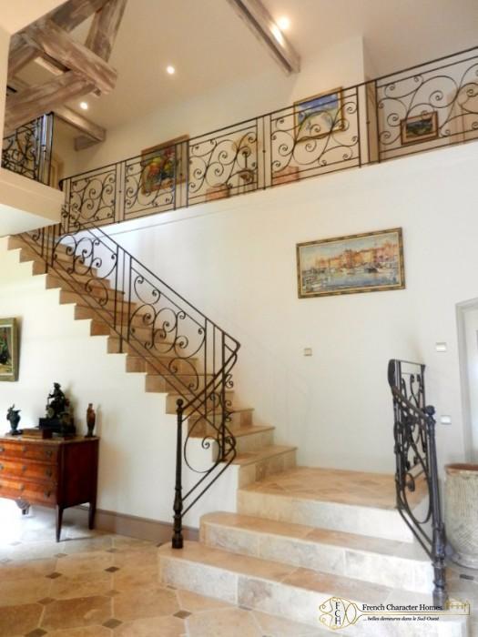 The Stairs & Mezzanine