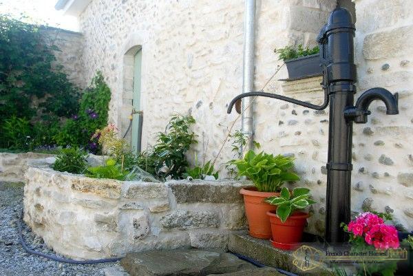 Garden Store & Well