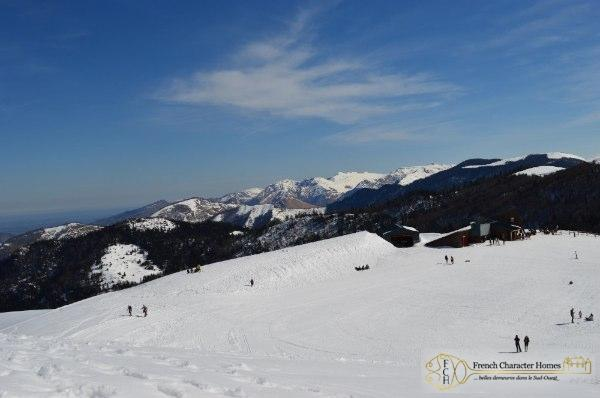 ISSARBE - Ski Station