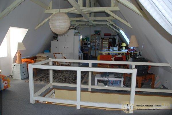 Studio Bedroom on 2nd Floor