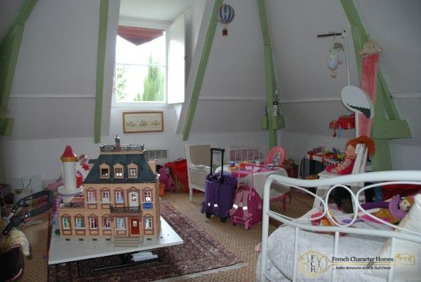 Bedroom 2 / Playroom
