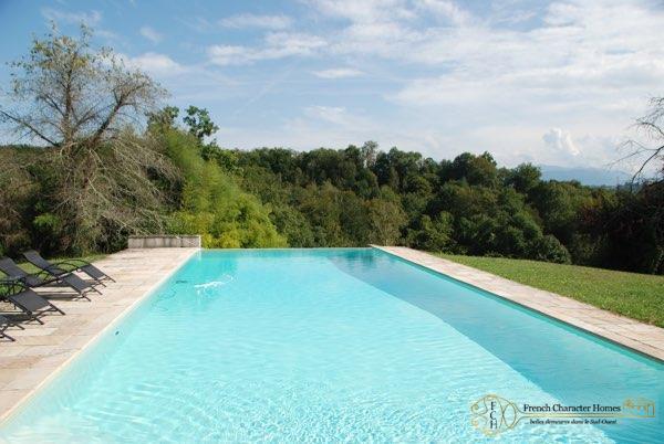 The Swimming Pool (15x6m)