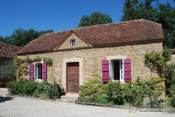 A Charming Stone Farmhouse With 37 Hectares Of Land