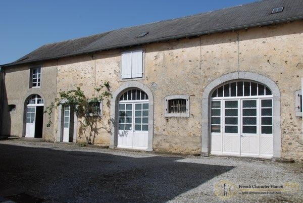 Former Stable Block
