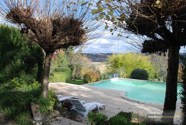 The Swimming Pool & Views