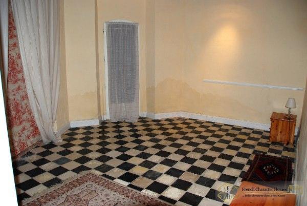 The Gîte : Bedroom 1