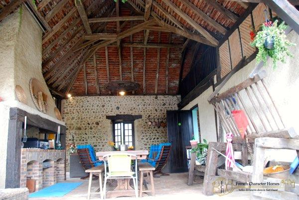 Former Farmhouse : Summer Kitchen