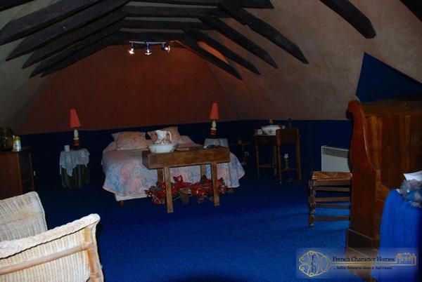 Former Farmhouse : First Floor Bedroom