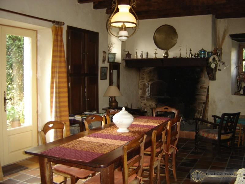 Maison de Maitre : Dining Room