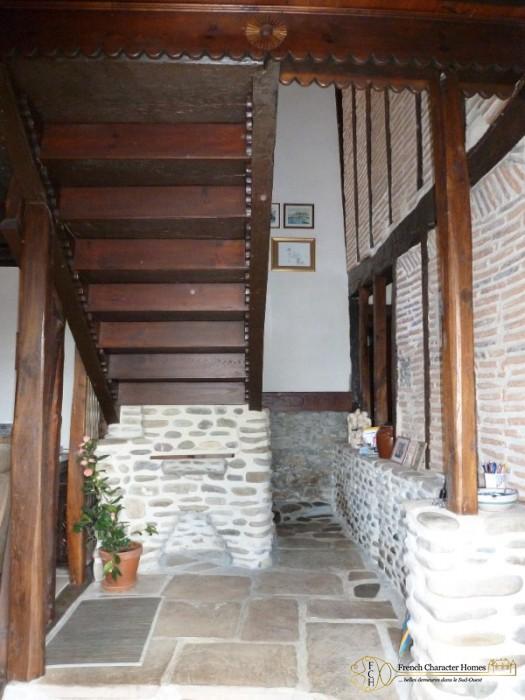 The Entrance Hallway
