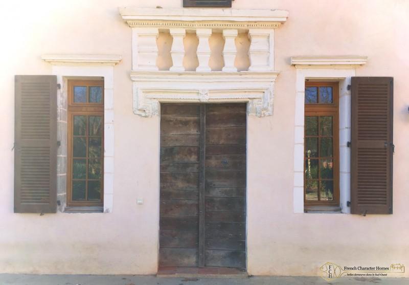 The Impressive Front Door