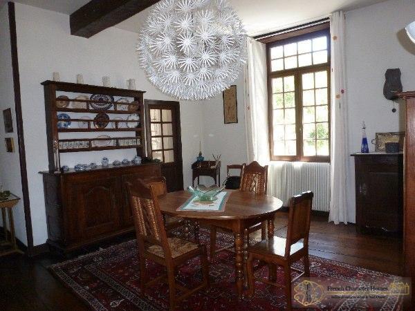 First Floor : Dining Room