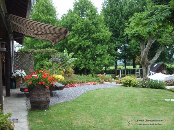 Gardens in Summer