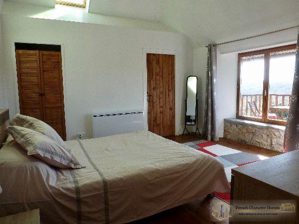 Gite 2 : Bedroom 2