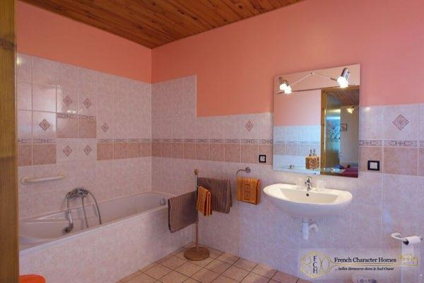 GITE : Bathroom
