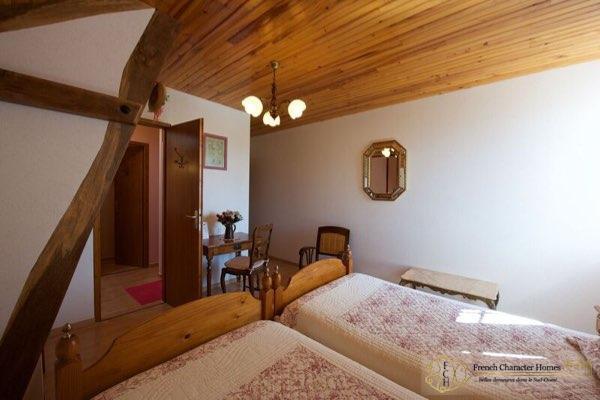GITE : Bedroom 4