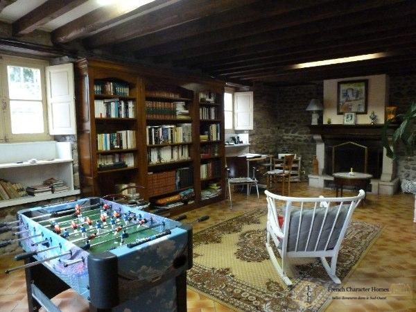 Study / Games Room (Ground Floor)