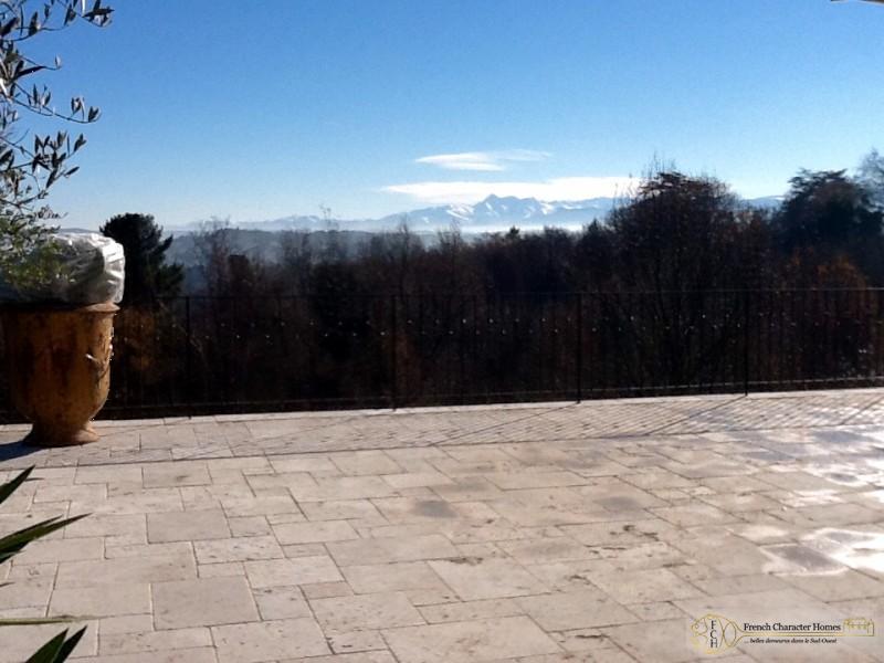 The Pyrenean Views