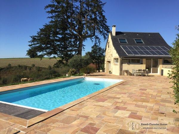 The Barn Conversion & Pool