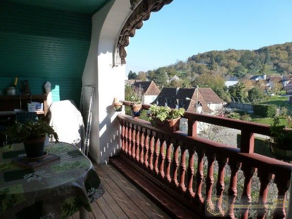 Large Covered Balcony