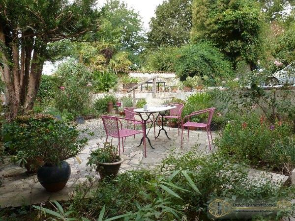 Owner's Private Garden