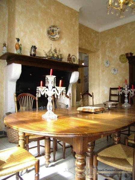 Manor House : Dining Room