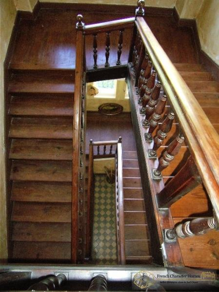 Manor House : Staircase