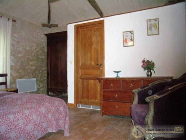 GITE : Upstairs Bedroom