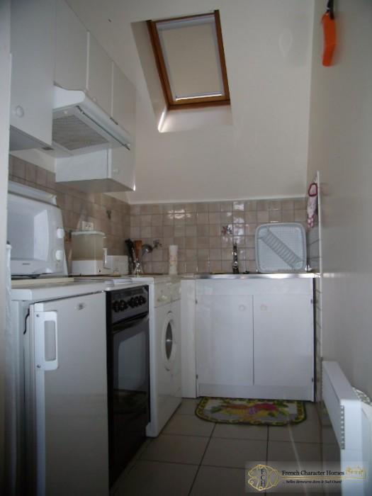 Cottage 1 : Kitchen