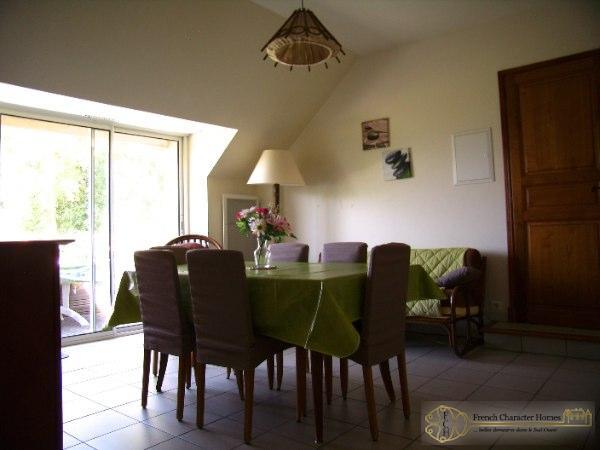 Cottage 1 : Living Room