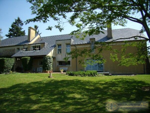 The Farmhouse - South Facade