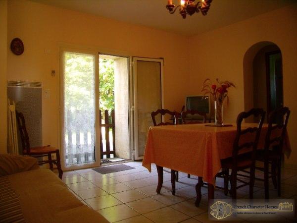 Cottage 2 : Living Room