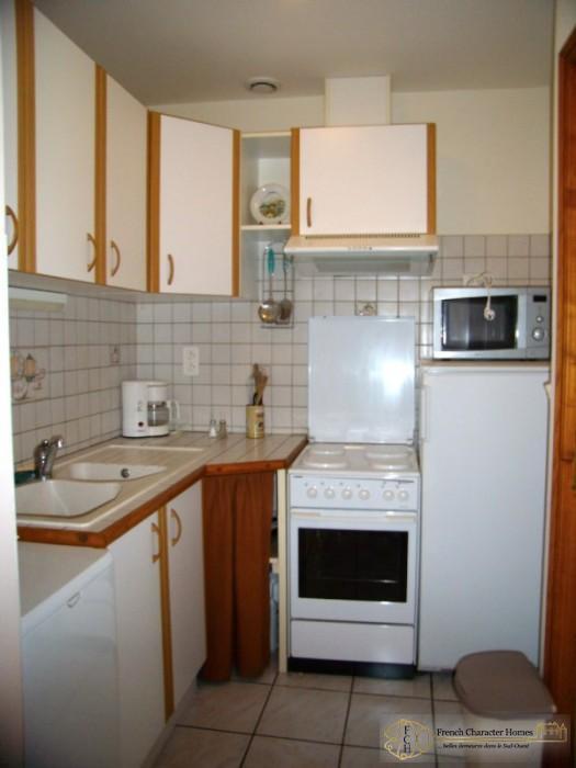 Cottage 2 : Kitchen