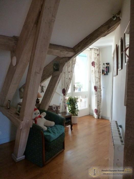 Corridor to Bedroom & Balcony