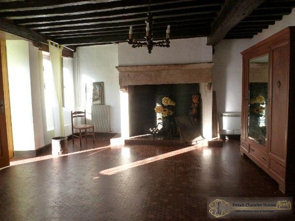 Salon II with Period Fireplace