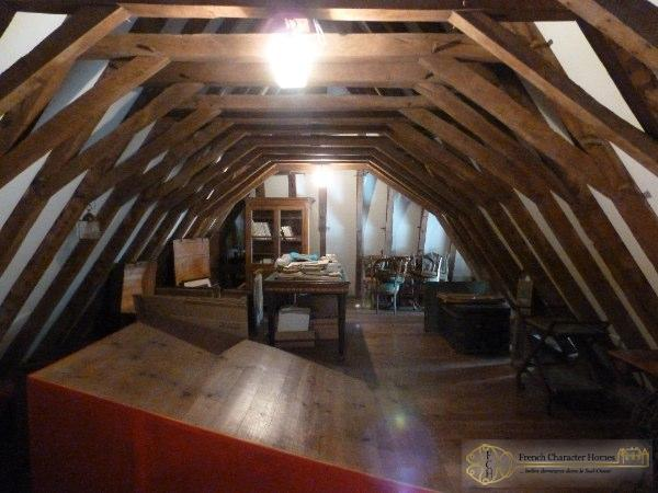 Second Floor Attic