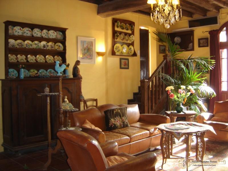 Maison de Maître : Reception Room