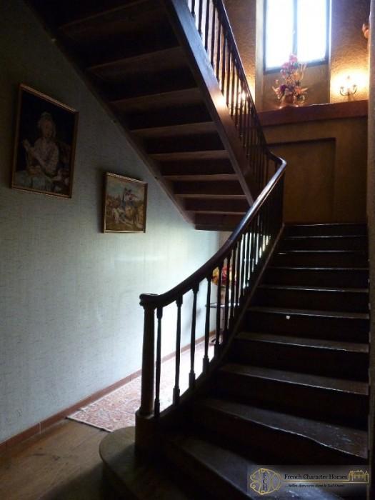 Main House : Staircase
