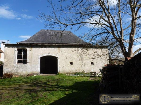 The Barn to the Rear