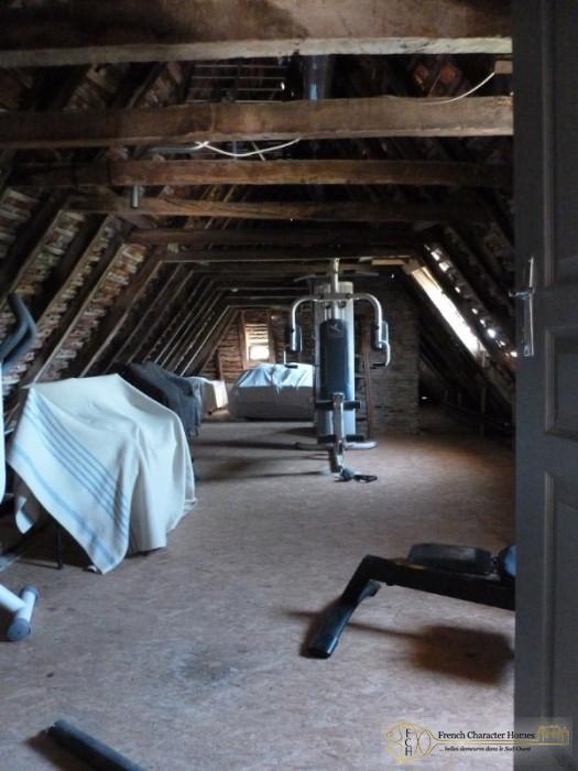 The Attic - Ideal for Extra Accommodation