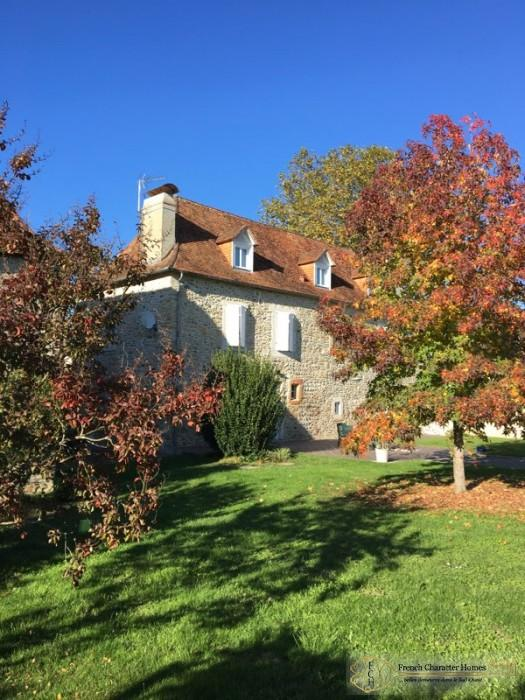 The House in Autumn