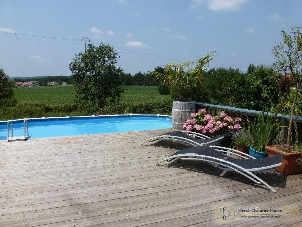 The Pool & Views