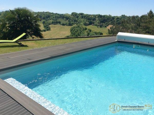 The Pool & View