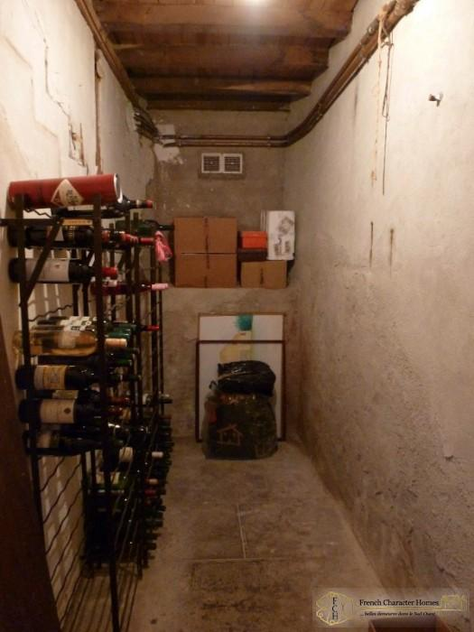 Wine Cellar (Ground Floor)