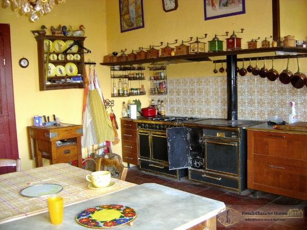 Maison de Maître : Kitchen