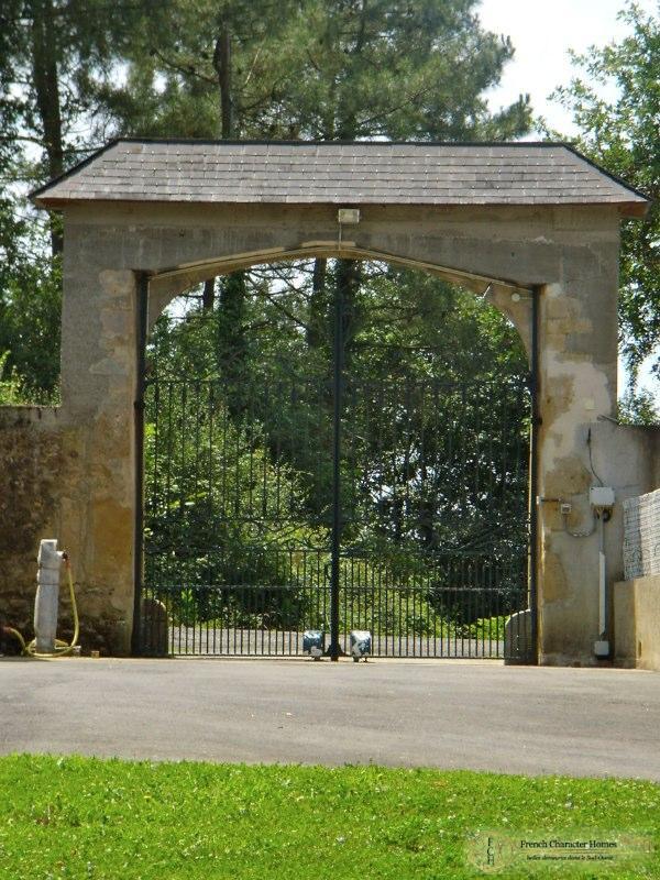 The Large Entrance Gates