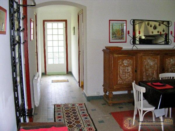 Gite 2 : Entrance Hall
