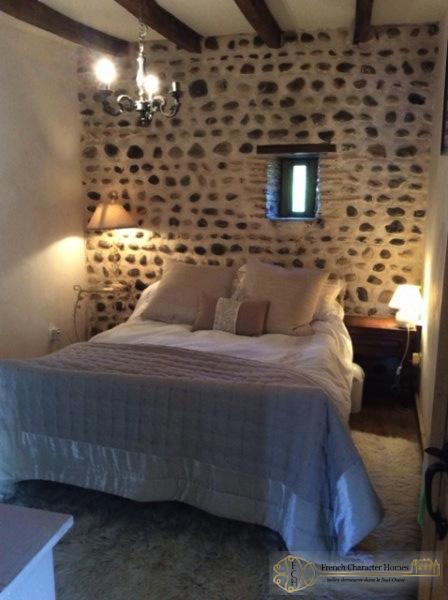 Gite : Bedroom